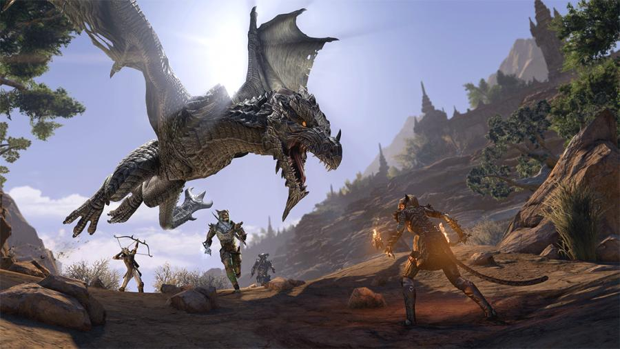The Elder Scrolls Online - Elsweyr (Standard Edition) Screenshot 5