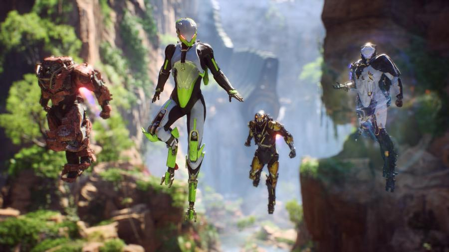 Anthem - Legion of Dawn Edition (Xbox One-nedladdningskod) Screenshot 2