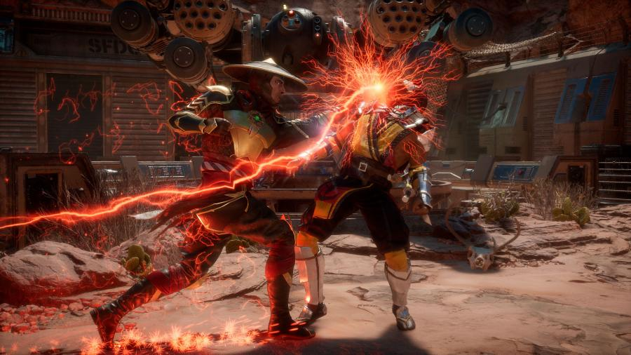 Mortal Kombat 11 Screenshot 8