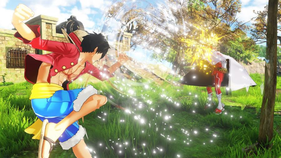 One Piece World Seeker - Xbox One-nedladdningskod Screenshot 9