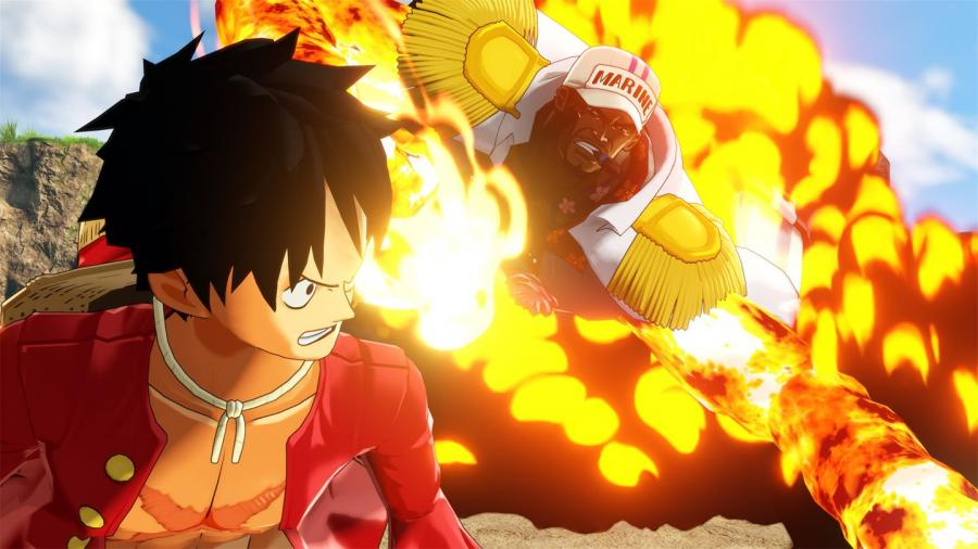 One Piece World Seeker - Xbox One-nedladdningskod Screenshot 5