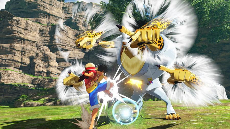 One Piece World Seeker - Xbox One-nedladdningskod Screenshot 2