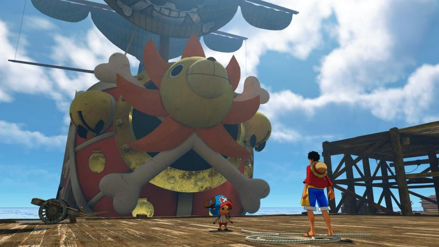 One Piece World Seeker - Xbox One-nedladdningskod Screenshot 6